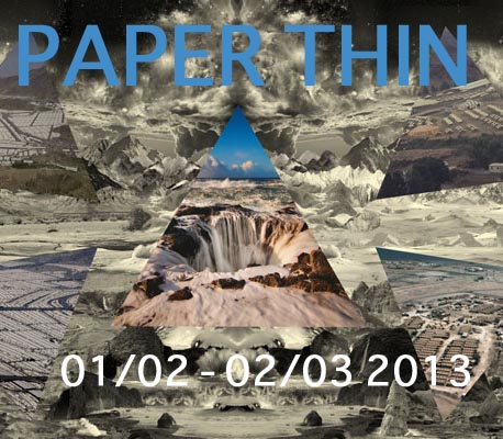 Paper Thin – Bearspace Gallery