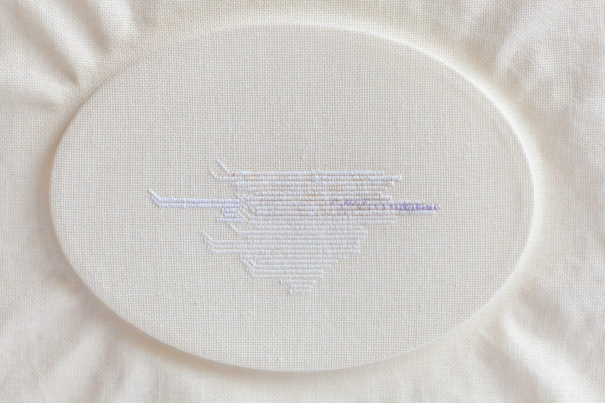 Strata - Thread on linen