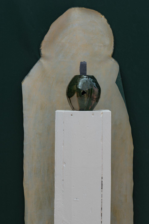 Bethan Lloyd Worthington Shell-Lit Siambr Sidney Cooper Gallery