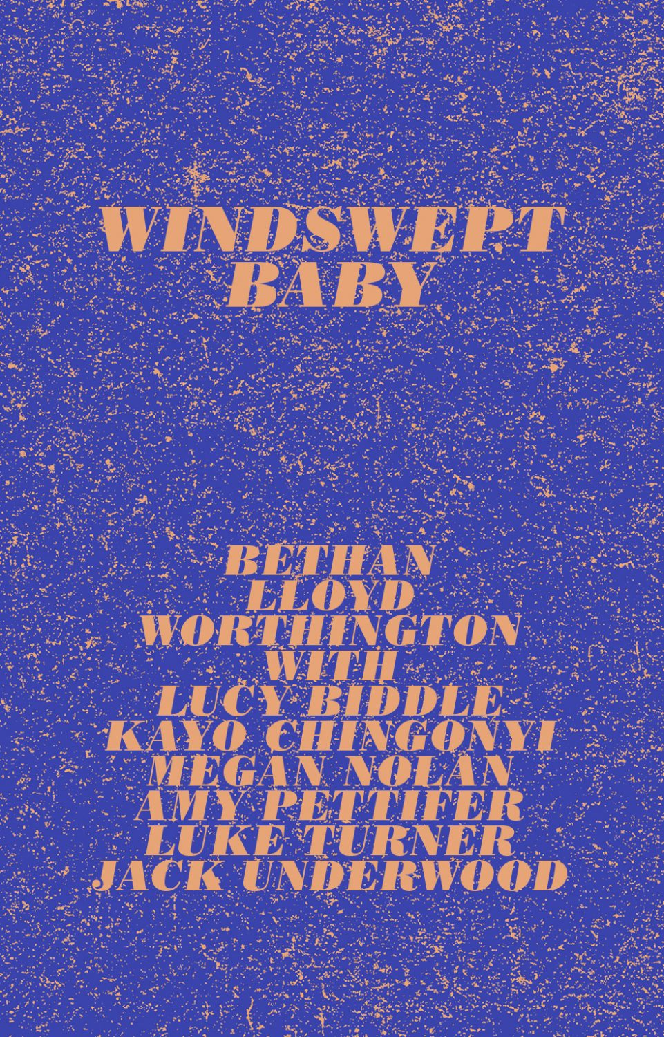 Bethan Lloyd Worthington, Windswept Baby Publication